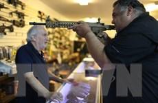 Bộ Quốc phòng Mỹ bị kiện vì vi phạm luật kiểm soát súng