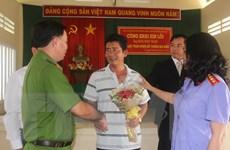 Xin lỗi công khai anh Đặng Ngọc Thanh bị giam oan 7 tháng