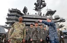 """Hàn Quốc """"duy trì tình trạng sẵn sàng chiến đấu cao"""" dịp Năm Mới"""