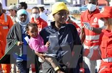 Bước ngoặt trong xử lý cuộc khủng hoảng người di cư của Italy