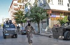 Thổ Nhĩ Kỳ siết chặt an ninh ở mức cao nhất trước thềm Năm mới