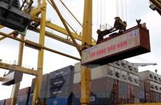 Cảng Đà Nẵng đón tấn hàng đầu tiên của Năm mới 2018