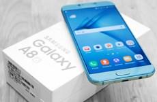 Samsung Galaxy A8 sẽ chính thức lên kệ vào ngày 5/1 tới
