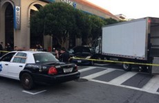 Mỹ: Xe tải lao vào người đi bộ tại thành phố San Francisco