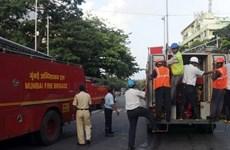 Hỏa hoạn lớn tại chung cao tầng ở thủ phủ tài chính của Ấn Độ