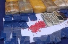 TP.HCM: Liên tiếp phá các vụ án tàng trữ, mua bán ma túy