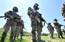 Hàn Quốc-Mỹ sẽ bắt đầu tập trận chung vào cuối tháng Tư