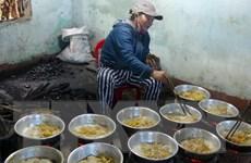 Quảng Trị: Làng nghề mứt gừng Mỹ Chánh bắt đầu vào vụ Tết