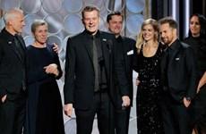 """""""Three Billboards"""" thắng lớn tại lễ trao giải Quả cầu Vàng 75"""