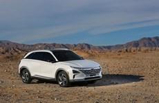 Hyundai trình làng dòng xe sử dụng pin nhiên liệu hydro thế hệ 2