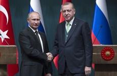 Nga kêu gọi tăng cường phối hợp với Thổ Nhĩ Kỳ chống khủng bố