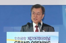 Tỷ lệ ủng hộ Tổng thống Hàn Quốc tăng sau đàm phán cấp cao liên Triều