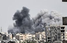 Liên quân do Mỹ đứng đầu không kích, hơn 50 người Syria thương vong
