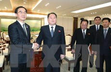 Hàn Quốc sắp bàn chi tiết việc Triều Tiên dự Olympic mùa Đông