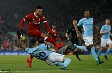 Liverpool-Man City 4-3: Chặn bóng là... chặn được Man City