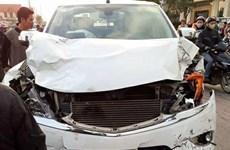 Hải Phòng: Lái xe đầu thú sau khi gây tai nạn khiến 2 học sinh tử vong