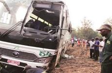 Tai nạn nghiêm trọng tại Cameroon, gần 60 người thương vong