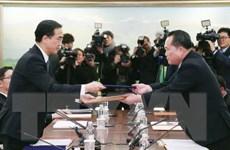 Đàm phán liên Triều thảo luận chi tiết kế hoạch Triều Tiên dự Olympic