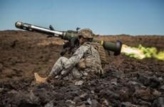 Tên lửa Javelin cung cấp cho Ukraine được thanh toán từ ngân sách Mỹ