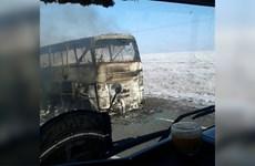 Cháy xe buýt tại Kazakhstan, 52 hành khách thiệt mạng