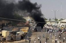 Nigeria: Hai vụ nổ bom tại một khu chợ làm 75 người thương vong