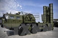 Nga chuyển giao hệ thống tên lửa phòng không S-400 cho Trung Quốc