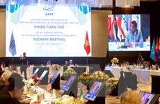 Nhiều đề xuất thúc đẩy hợp tác, phát triển khu vực châu Á-TBD