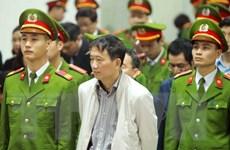 Tuyên phạt Trịnh Xuân Thanh tù chung thân, Đinh La Thăng 13 năm tù