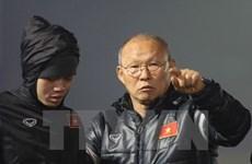 THACO tặng xe ôtô cho cá nhân huấn luyện viên Park Hang Seo