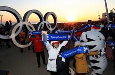 IOC khẳng định thông điệp hướng tới hòa bình từ hai miền Triều Tiên