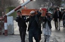 Afghanistan tuyên bố quốc tang sau vụ tấn công khủng bố kinh hoàng