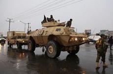 Học viện quân sự tại Kabul bị tấn công, hơn 10 người thương vong