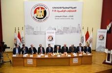48 NGO được chấp thuận tham gia giám sát bầu cử tổng thống Ai Cập