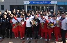 Hàn Quốc thay đổi kế hoạch đón vận động viên tại làng thể thao