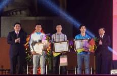 Xứ Nghệ vinh danh các cầu thủ đội tuyển U23 Việt Nam