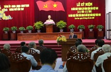 Cần Thơ kỷ niệm 50 năm tổng tiến công và nổi dậy Mậu Thân 1968