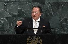 Triều Tiên tuyên bố sẽ hành động để bảo vệ các nỗ lực hòa bình