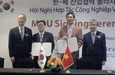 Việt-Hàn tăng cường hợp tác phát triển ngành điện, năng lượng tái tạo