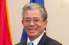 Đại sứ Phạm Quang Vinh thăm làm việc tại các bang Florida và Arkansas