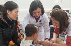 Hà Tĩnh: Lãnh đạo huyện Lộc Hà thăm học sinh vụ nổ bình ga