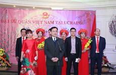 Quan hệ Việt Nam-Ukraine hứa hẹn triển vọng hợp tác tốt đẹp