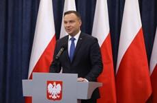 Tổng thống Ba Lan ký ban hành luật thảm họa diệt chủng Holocaust