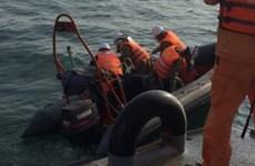 Quảng Nam: Tìm thấy thi thể ngư dân bị rơi xuống vùng biển Kỳ Hà