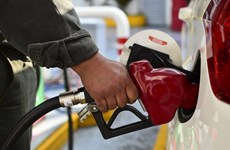 Giá dầu thế giới giảm xuống mức thấp nhất trong 7 tuần qua