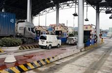 Nhiều chủ phương tiện chưa đăng ký thẻ ưu tiên qua trạm BOT Biên Cương