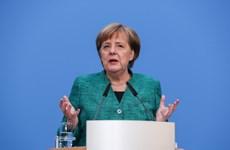 Thủ tướng Đức Angela Merkel bảo vệ thỏa thuận liên minh