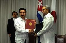 Nhật Bản tài trợ 10 triệu USD cho dự án môi trường đô thị Cuba