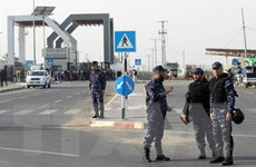 Phái đoàn Ai Cập tới Gaza theo dõi thỏa thuận hòa giải Hamas-Fatah