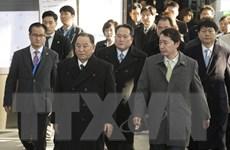 """Hàn-Triều: Olympic PyeongChang tạo """"cơ hội ý nghĩa"""" cho hòa bình"""