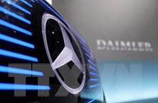 Đức thận trọng với việc nhà đầu tư Trung Quốc mua cổ phần của Daimler